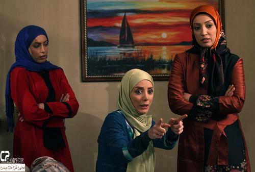عکس های جدید سریال شمعدونی با حضور بازیگران پرطرفدار