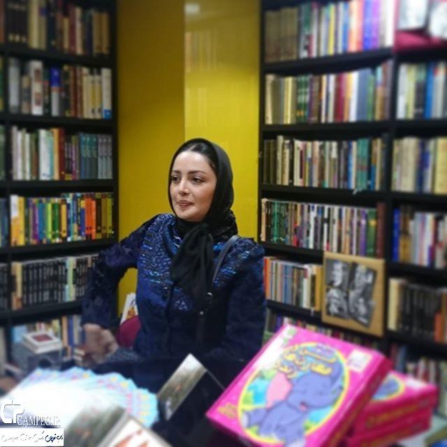 شیلا خداداد وهمسرش در رونمایی از کتاب من و مهارتهای زندگی