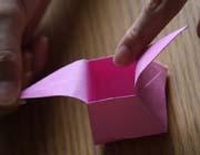 کیف کاغذی کوچک و زیبا درست کنید تصاویر