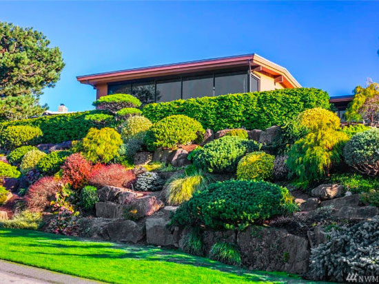 دکوراسیون داخلی فوق العاده خانه ساتیا نادلا مدیر عامل مایکروسافت  تصاویر