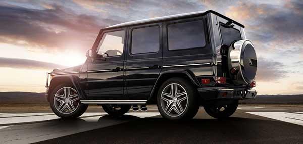 خودروهای شاسی بلند لوکسی که فقط پولدارها سوار میشوند تصاویر
