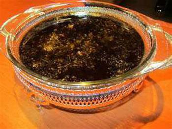طرز تهیه و پخت خورش طلا کوله