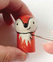ساخت کاردستی عروسک های ناز کوچولو  تصاویر