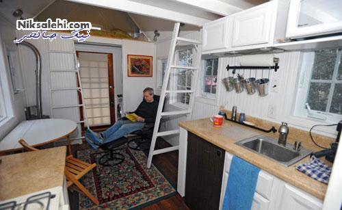 ایده عجیب یک زوج برای زندگی در دوران بازنشستگی