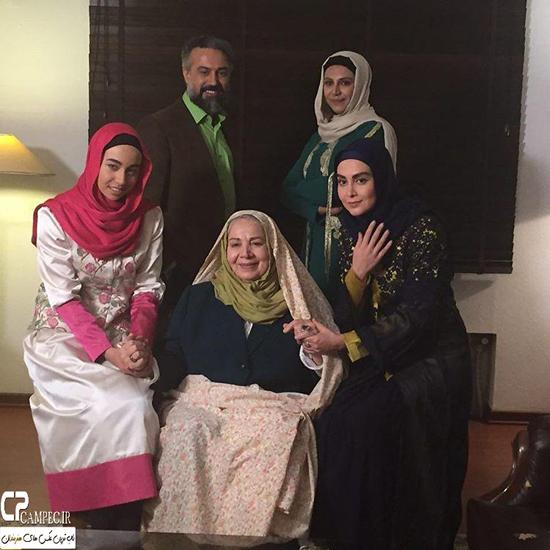 عکس های زیبا و جدید مریم خدارحمی بازیگر سریال دور دست ها