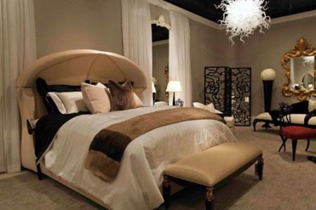 مدل سرویس خواب عروس مدرن و شیک  تصاویر