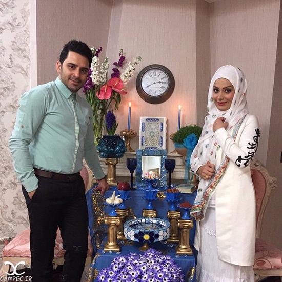 جدایی صبا راد مجری معروف تلویریون از همسرش مرتضی علی آبادی