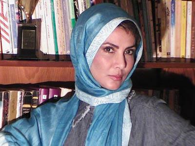 گفتگو با مهشید افشارزاده بازیگر سریال قهر و آشتی