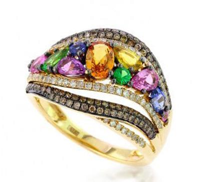 کلکسیون انگشترهای جواهر effy jewelry