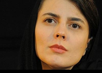 صورت لیلا حاتمی چه میگوید؟! عکس