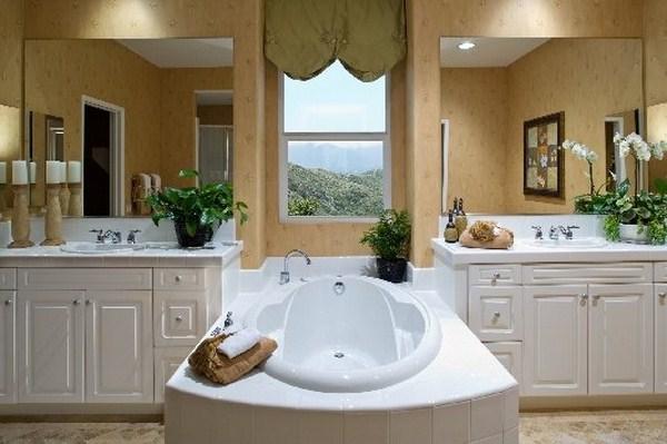 دکوراسیون حمام مدرن 2015  تصاویر
