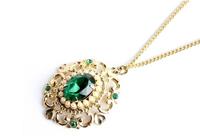 گالری تصاویر بهترین جواهرات زمرد سبز