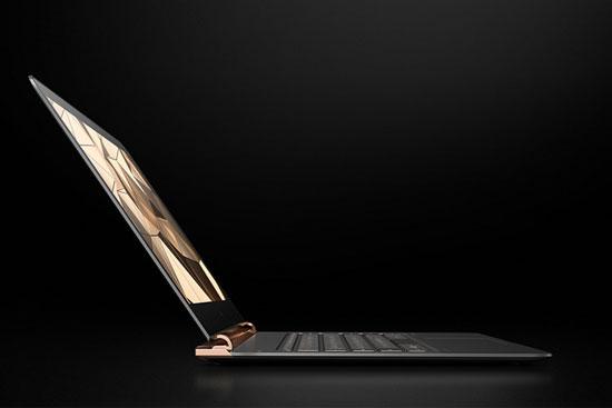 باریکترین لپ تاپ جهان به بازار آمد تصاویر