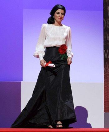 ایرانی ها روی فرش قرمز چه می پوشند؟