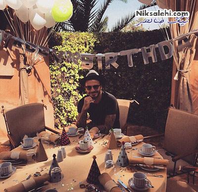 جشن تولد بزرگ دیوید بکهام در مراکش