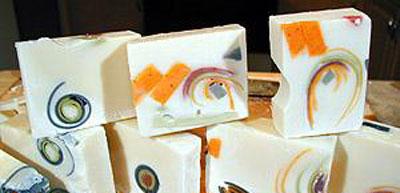ایده ای برای ساخت و تزیین صابون عروس