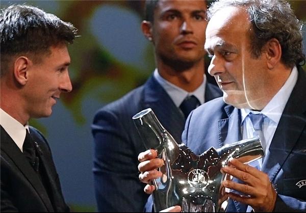 جایزه برترین بازیکن اروپا اهدا شد