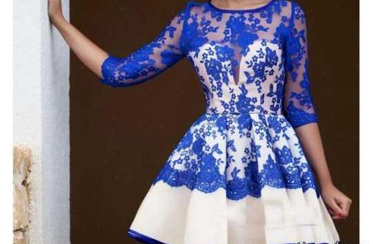 شیک ترین و جدیدترین مدلهای پیراهن کوتاه 2016دخترانه تصاویر