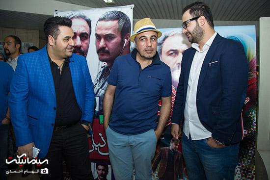 عکس های مراسم اکران خصوصی فیلم آبنبات چوبی با حضور بازیگران مشهور