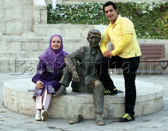 آزیتا رضایی (خاله رویا ) از تلخ وشیرین زندگی با همسرش می گوید