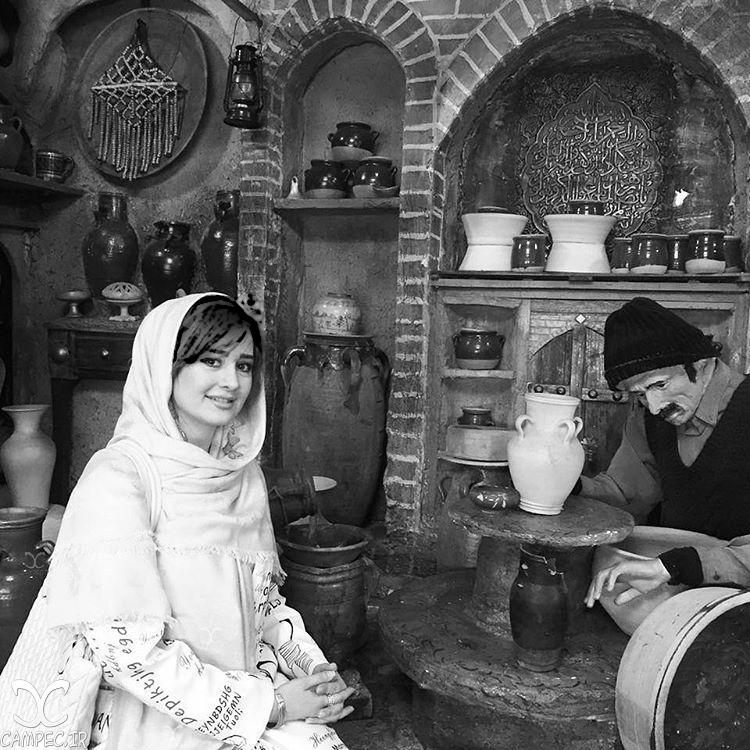بیوگرافی و عکسهایی از گلناز خالصی بازیگر کشورمان! تصاویر