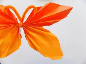 آموزش ساخت آویز پروانه با روشی بسیار ساده تصاویر