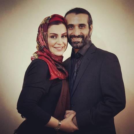 تبریک تولد شاعرانه ماه چهره خلیلی برای همسرش
