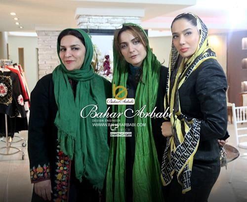 عکس های جدید و متفاوت السا فیروز آذر