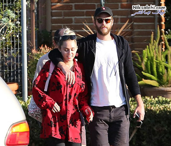 خواننده مشهور و نامزد سابقش دوباره باهم آشتی شدند
