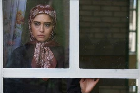 مهراوه شریفی نیا با چهره ای گل آلود