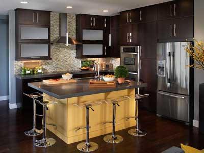 با جدیدترین دکوراسیون های آشپزخانه آشنا شوید تصاویر