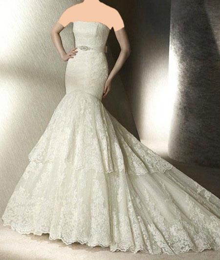 مدل لباس عروس جذاب  تصاویر