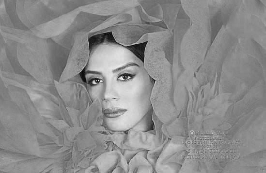 عکسهای جدید خواهران بازیگر مارال و مونا فرجاد تصاویر