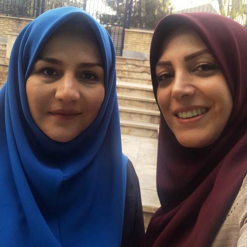 عکس های متفاوت خانوادگی المیرا شریفی مقدم