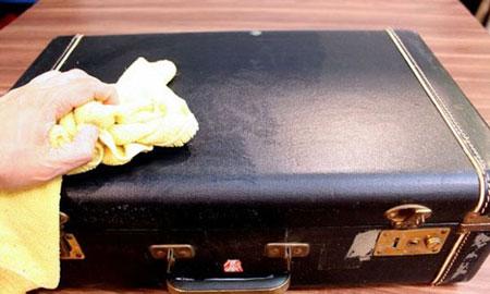 نحوه ساخت سبد پیک نیک با چمدان های قدیمی