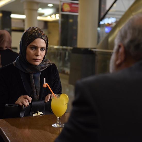 عکس های ساغر شکوری بازیگر نقش بهار در سریال پریا