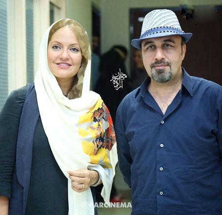 مهناز افشار و رضا عطاران در اکران نهنگ عنبر