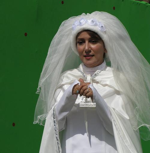 عکسهای جدیدی از پاتنه آ بهرام با پوشش های متفاوت