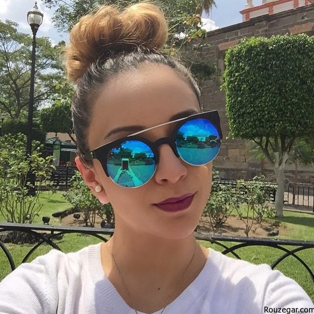 شیکترین مدل عینک دخترانه و زنانه ۲۰۱۶