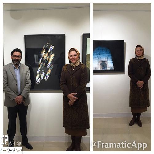 عکس های جدید و خانوادگی لاله اسکندری در شیراز