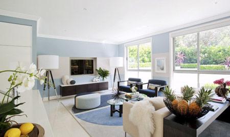 صورتی و آبی، رنگ های سال ۲۰۱۶ در دکوراسیون منزل