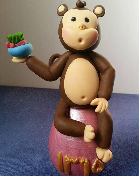 مدل سبزه میمون95 تصاویر