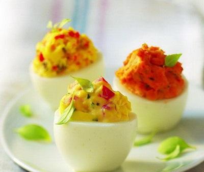 10 غذای فوری و خوشمزه با تخم مرغ! عکس
