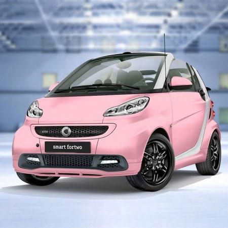 خودروهای بسیار دوست داشتنی وزیبا مخصوص خانم ها تصاویر