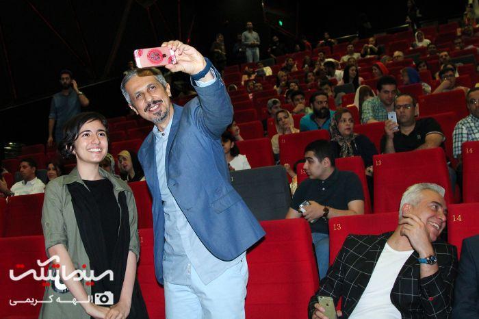 تصاویر اکران خیریه فیلم بارکد با حضور عوامل فیلم و بازیگران مشهور