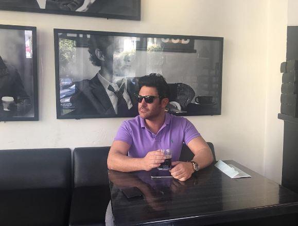 دیدار با محمدرضا گلزار در این رستوران! تصاویر