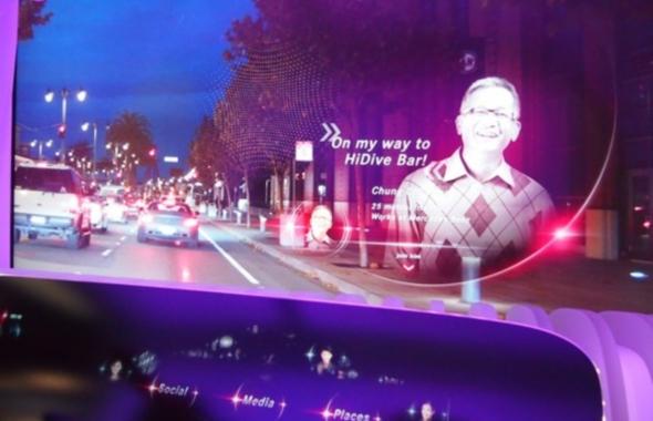 رانندگی با خودرویی بدون لمس فرمان !!!