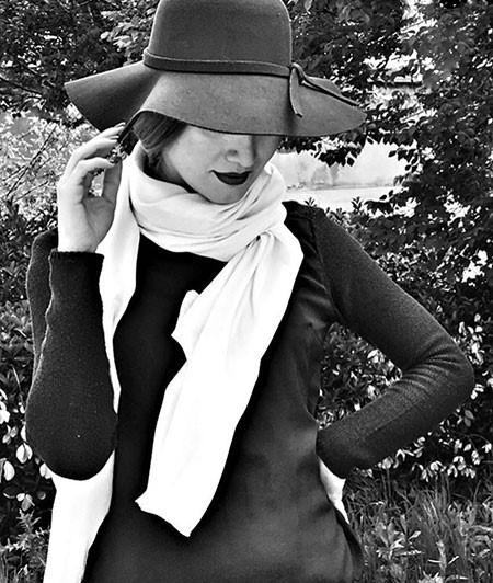 عکسهای متین ستوده با کلاه زیبایش! تصاویر