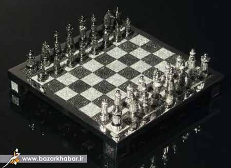 شطرنج هایی برای ثروتمندان  تصاویری کمیاب