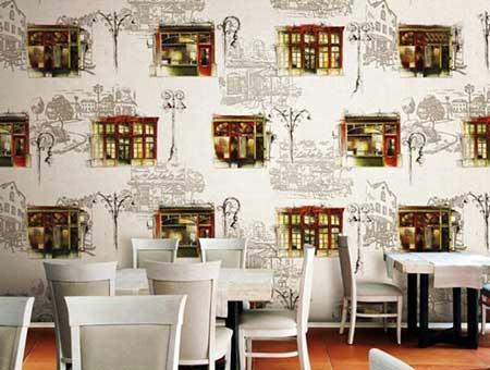 راهنمای انتخاب کاغذ دیواری  تصاویر